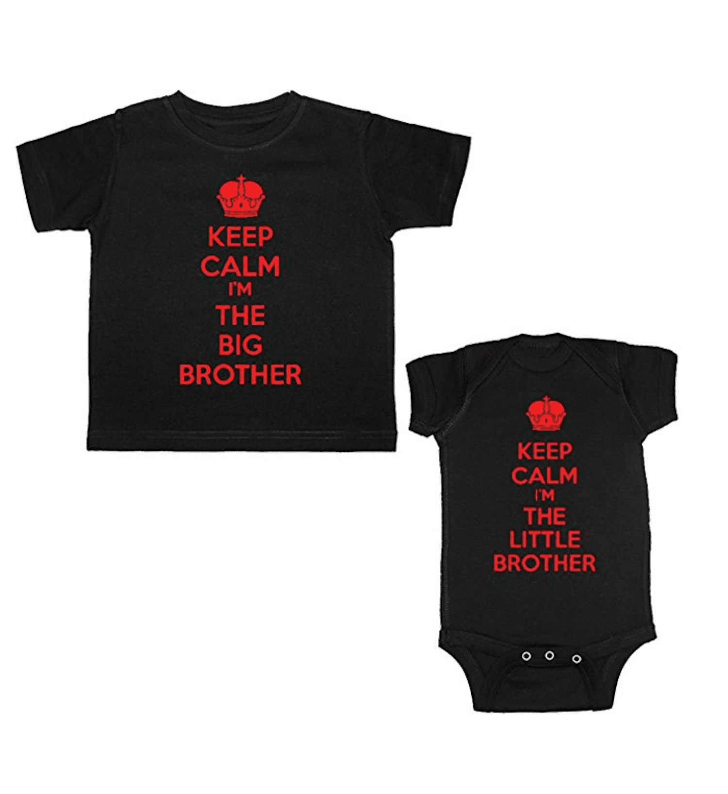 12 Cool Matching T Shirts for Big and Little Brothers and Sisters