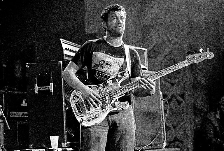 Mike Watt served as bassist for seminal American underground rock band Minutemen, later joining Firehose following the death of Minutemen frontman D Boon.