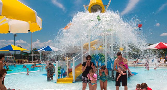 Clarksville Aquatic Center Arkansas