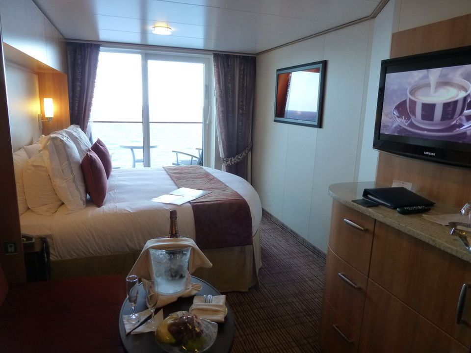 Reviews for Celebrity Reflection Cabin 1403