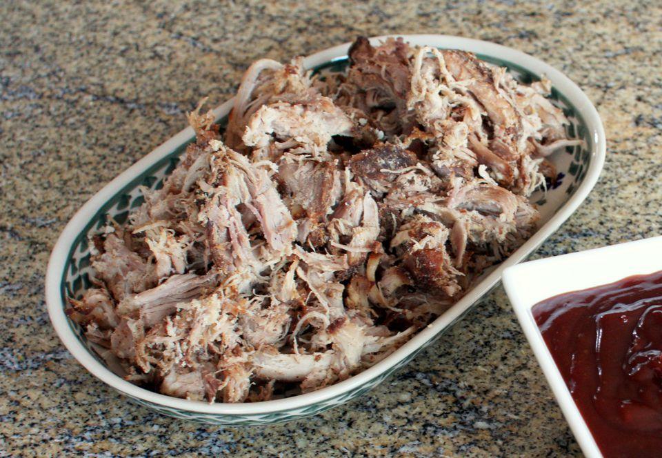 Oven Pulled Pork