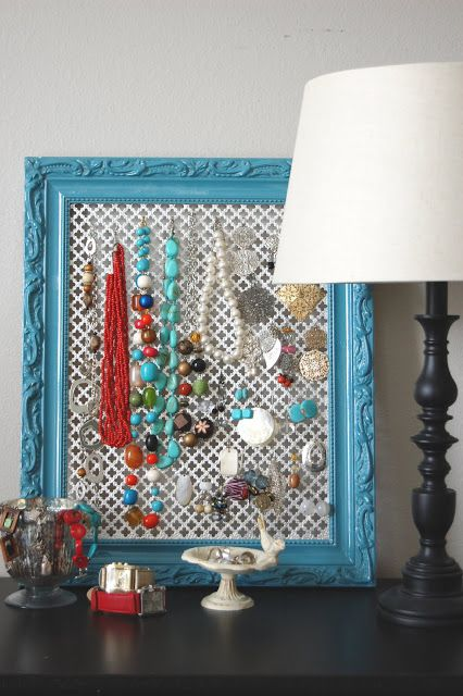 10 small space storage solutions you need this year for Tj maxx jewelry box