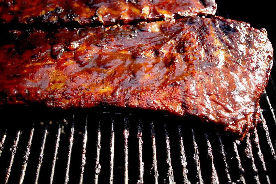BBQ Sauce Beef Ribs