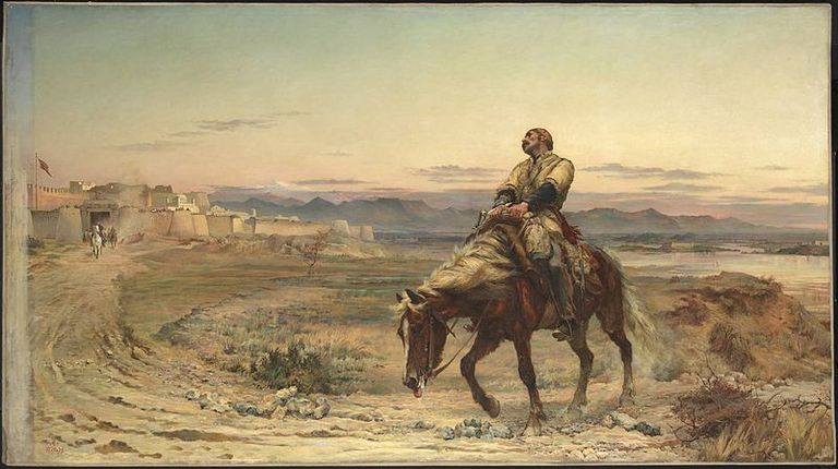 The First Anglo-Afghan War (1839-1842) was a smashing victory for the Afghans.