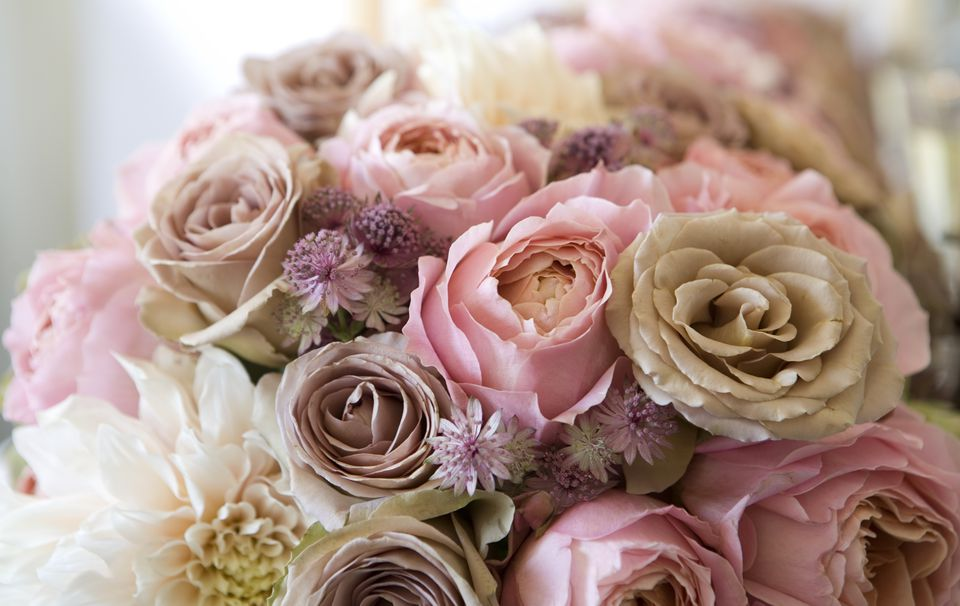 Vintage Wedding Flowers Ideas and Suggestions