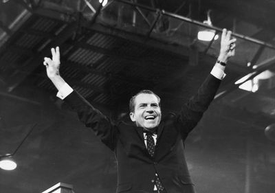 evaluation the major accomplishments of richard nixon as president of the us Major events educational resources  office as the thirty-seventh president of the united states  ruled in an 8-0 decision that president richard nixon had to .
