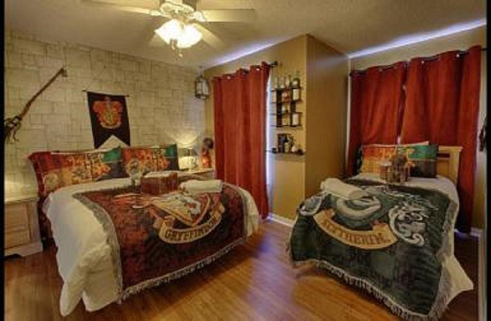 How To Create A Harry Potter Themed Child S Bedroom