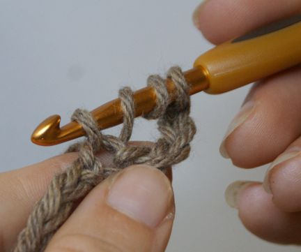 Four Loops on the Crochet Hook
