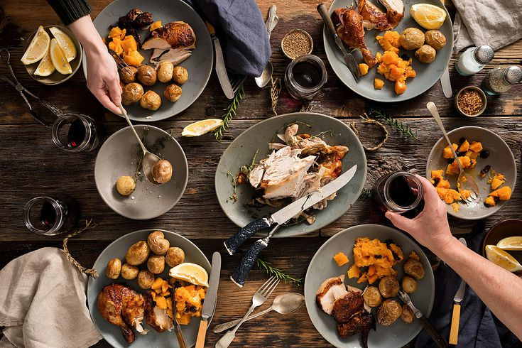 Traditional and Stress-Free Christmas Dinner Tips