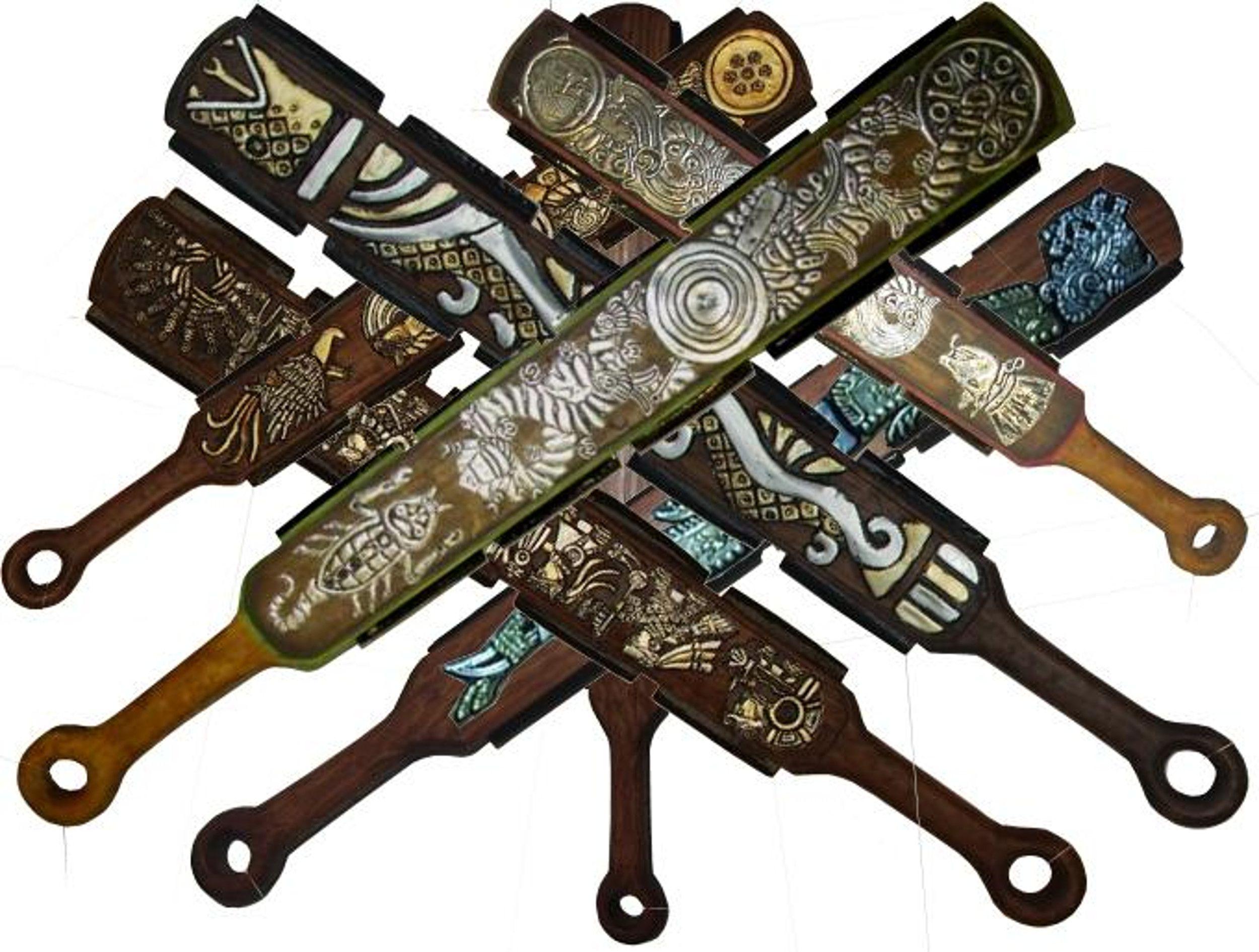 Macuahuitl: The Wooden Sword of Aztec Warriors