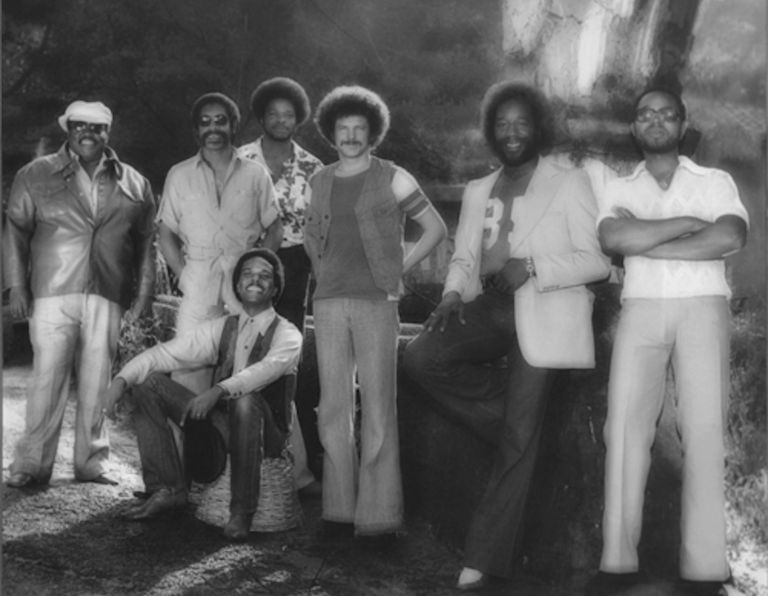 War Original Lineup, 1976, Source: Lee Oskar and Harold Brown