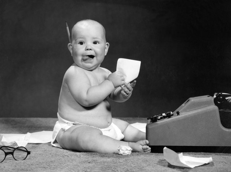 1960s EAGER BABY...