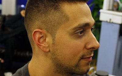 How to give yourself a mens undercut flattop haircut solutioingenieria Images