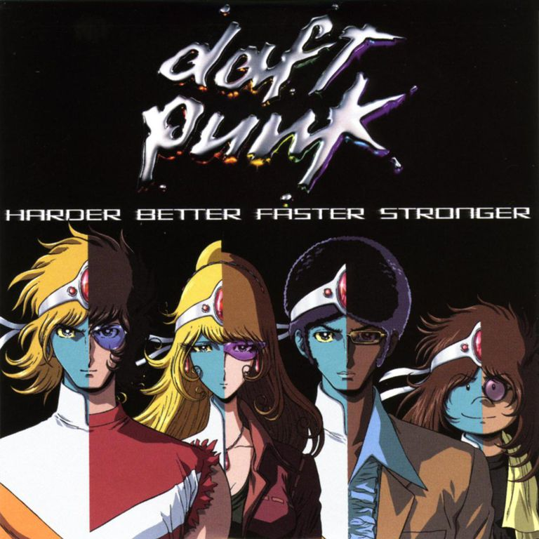 Harder Better Faster Stronger Kanye West: Top 10 Best Daft Punk Songs Of All Time