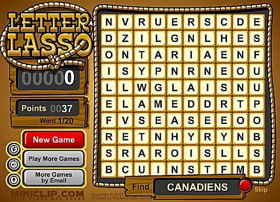Word Find Games Online