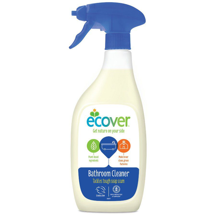 The Top Eco-Friendly Bathroom Cleaners