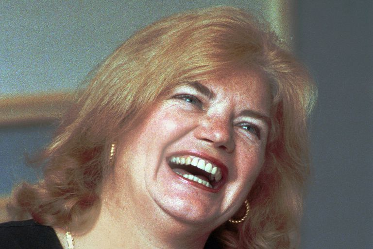 Molly Ivins 1986