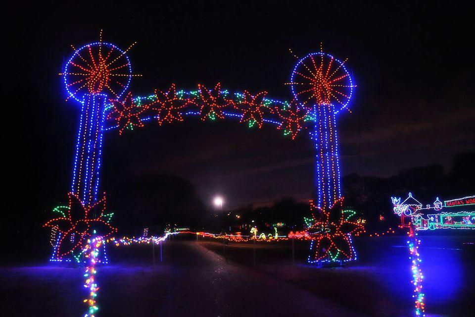 Yukon Christmas in the Park