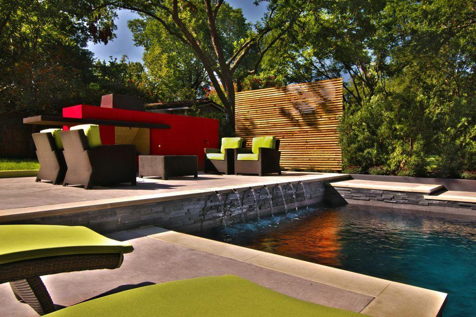 modernized pool