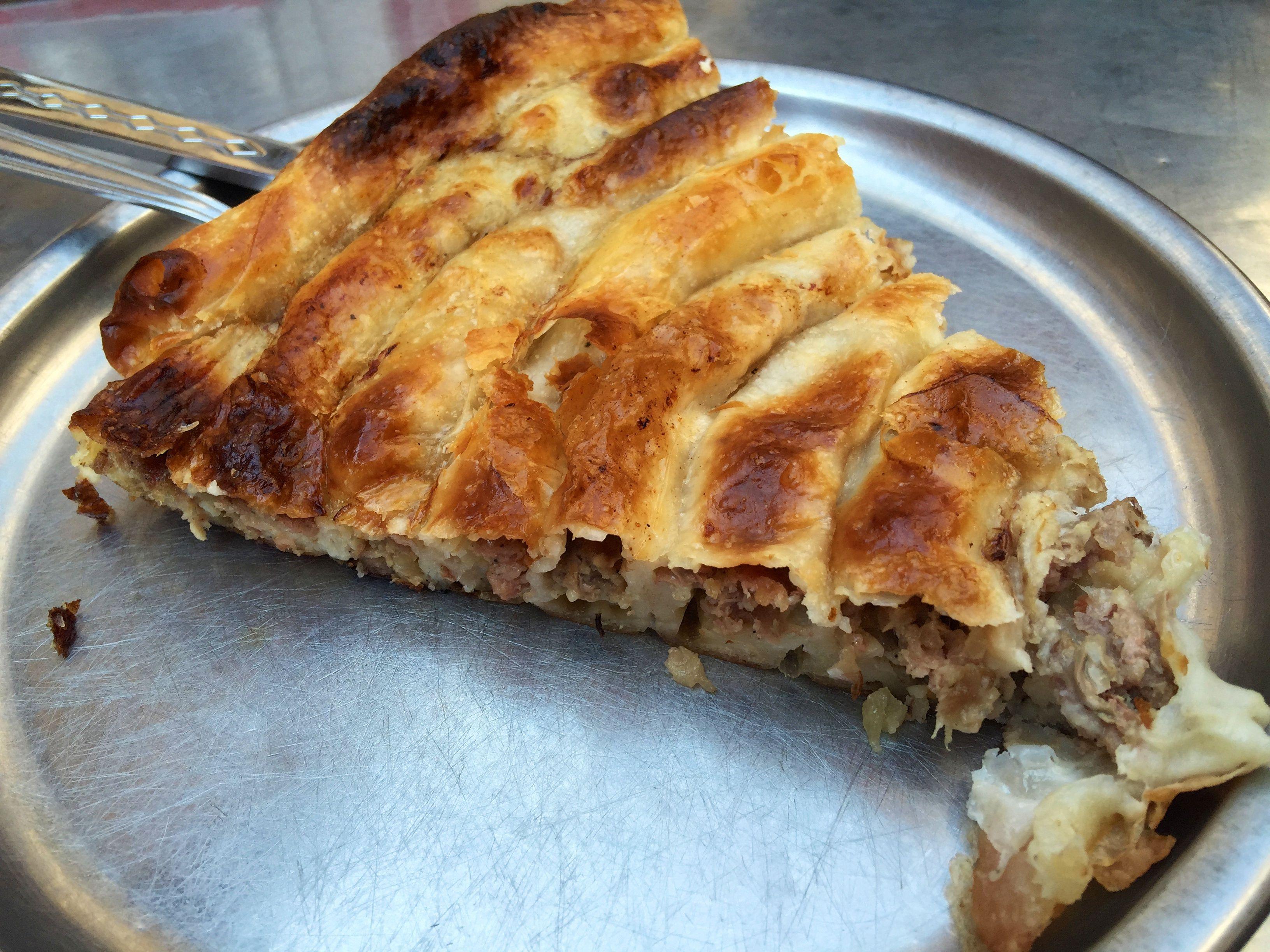 Вкусный пирог с мясом рецепт пошагово