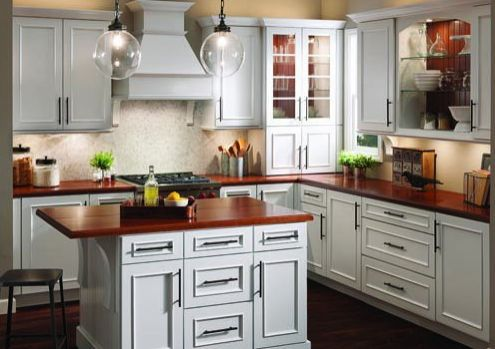 Traditional Style White Country Kitchen Ideas From Contemporary to