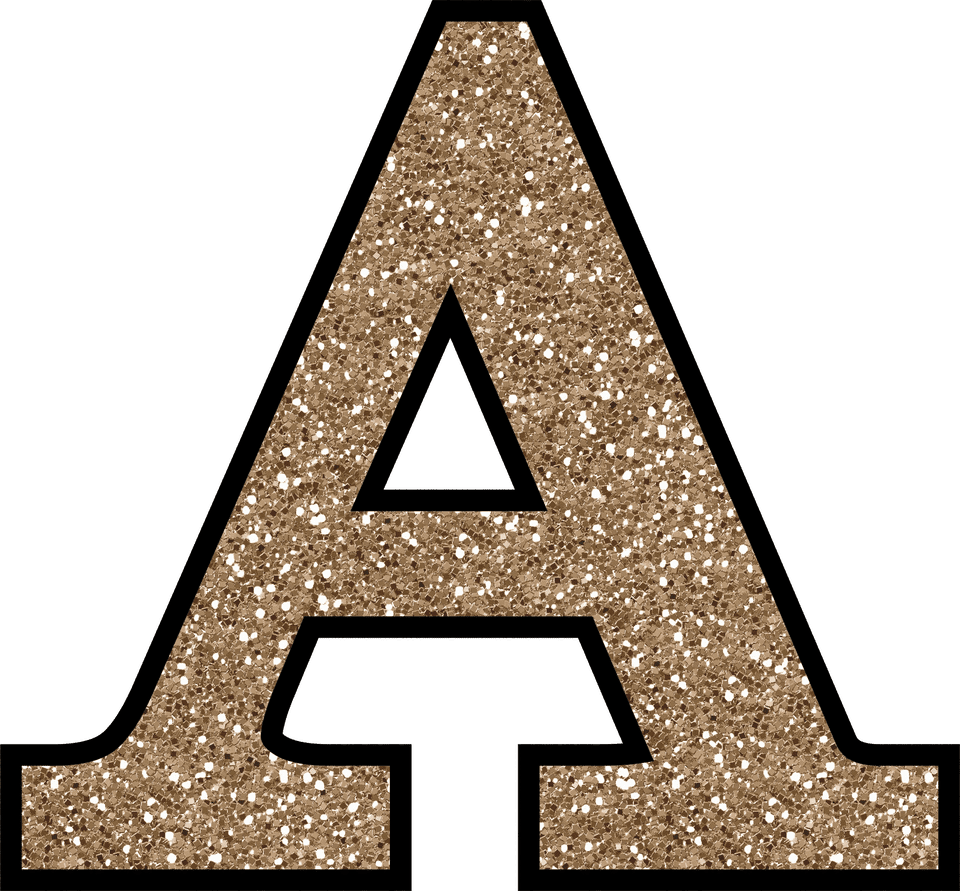 Free Glitter Alphabet To Download and Print f18ddc89d47