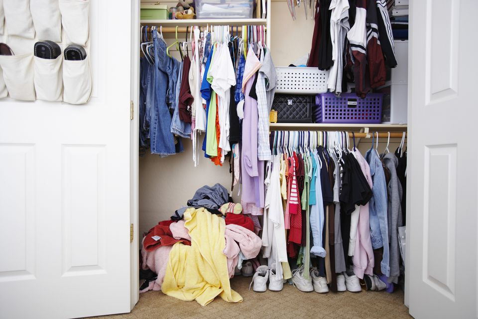 How to organize your closet for How do you organize your closet