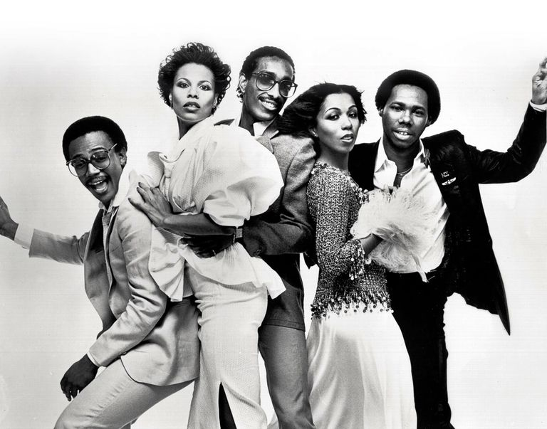 Chic in 1978