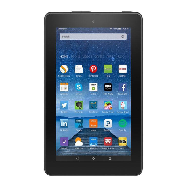 Amazon Fire (2015) 7-inch Budget Tablet