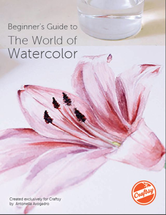 Beginner's Guide to The World of Watercolor