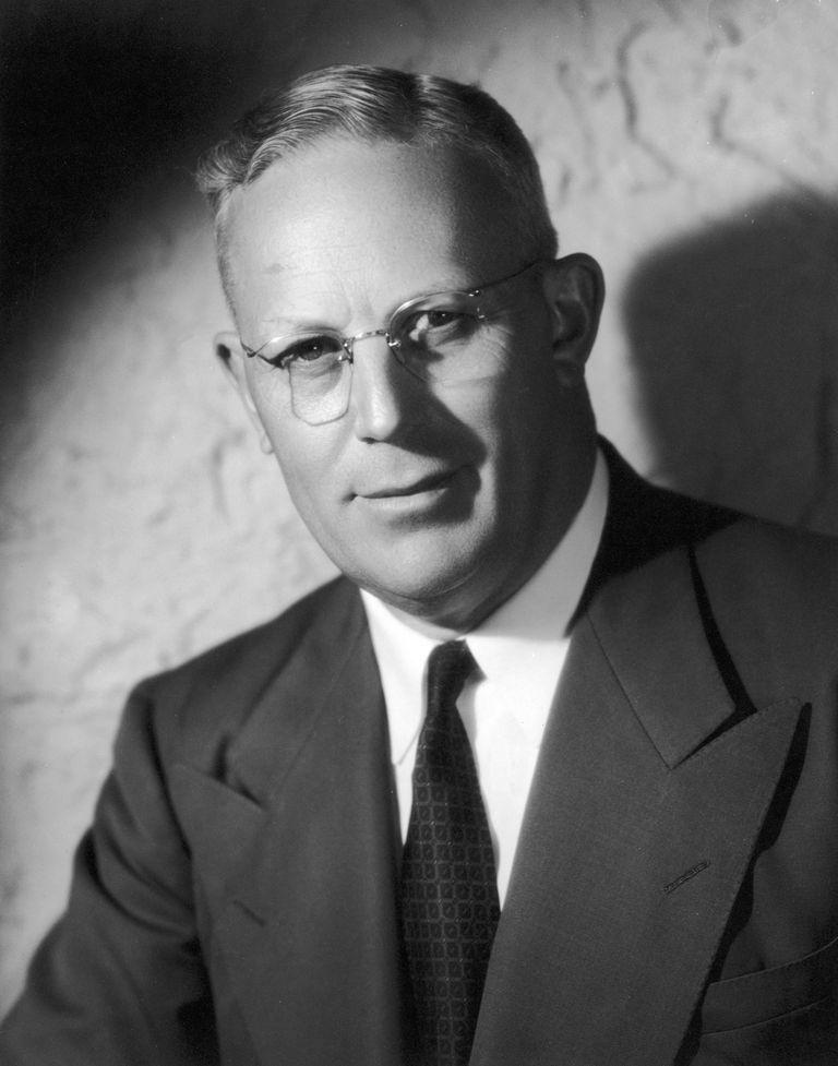 Earl Warren, Chief Justice of the Supreme Court During Miranda v. Arizona