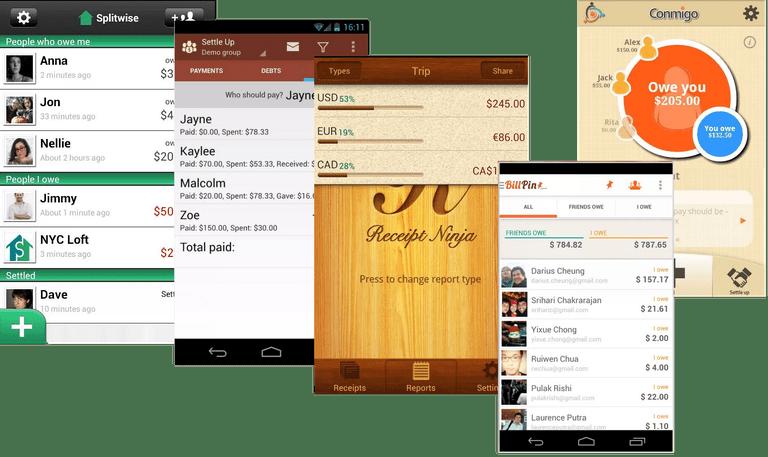 Best Android Apps for Splitting Bills