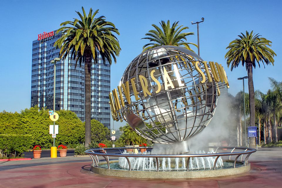 Universal Studios Hollywood (Los Angeles) - 2018 All You