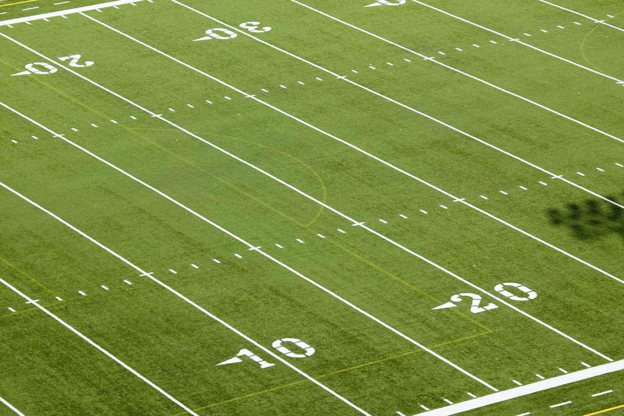 100 Meters Visual : Football facts about the field