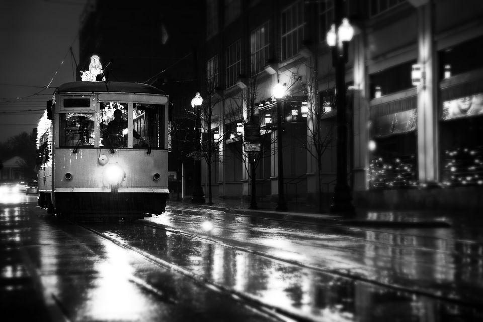 Little Rock Streetcar