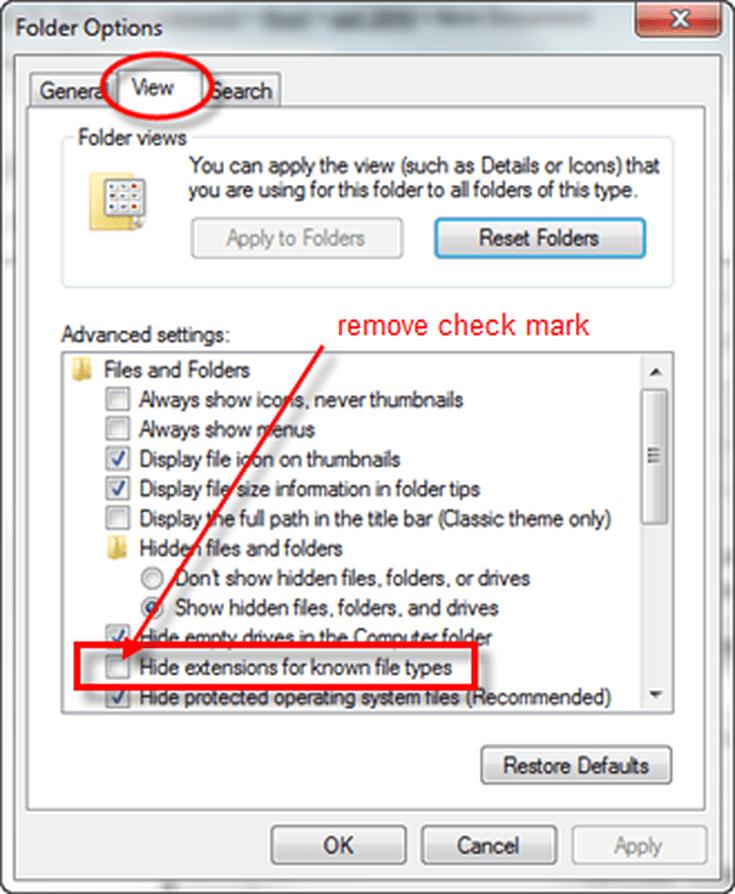 Show and change powerpoint file extensions toneelgroepblik Gallery