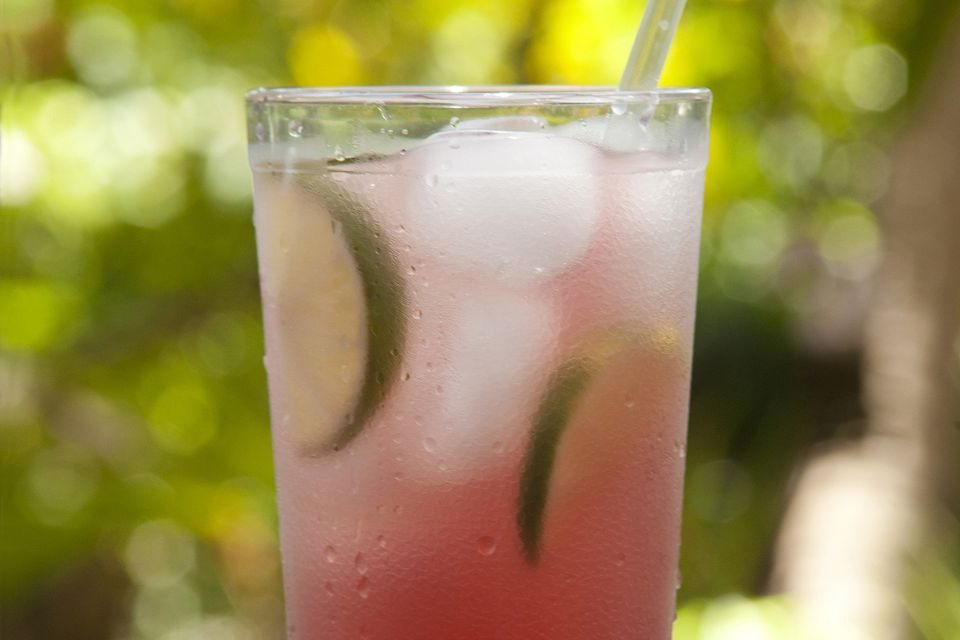 Popular Sea Breeze Cocktail Vodka Recipe