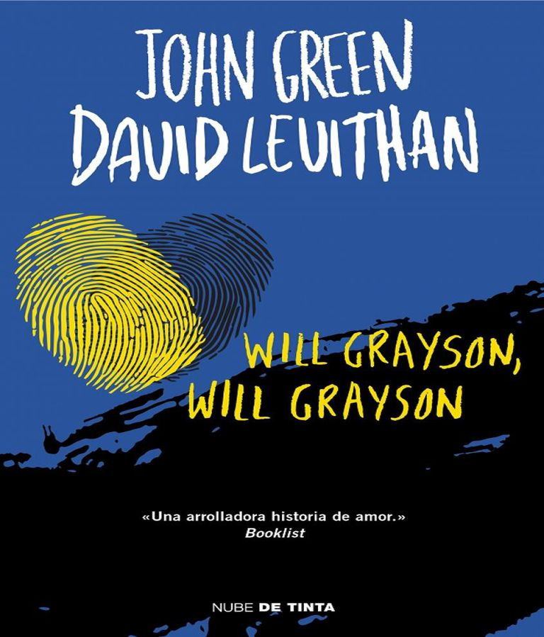 Will Grayson Will Grayson por John Green y David Levitha novela juvenil