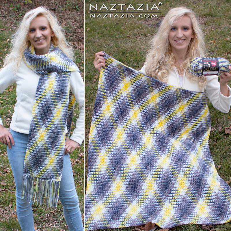 15 free crochet afghan patterns argyle super scarf and blanket free crochet patterns dt1010fo