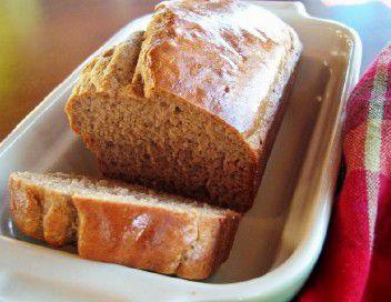 Gluten-Free Buckwheat Mini Loaf Bread Recipe Image Teri Gruss
