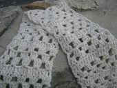 Charity Granny Scarf by Anastacia Knits Designs