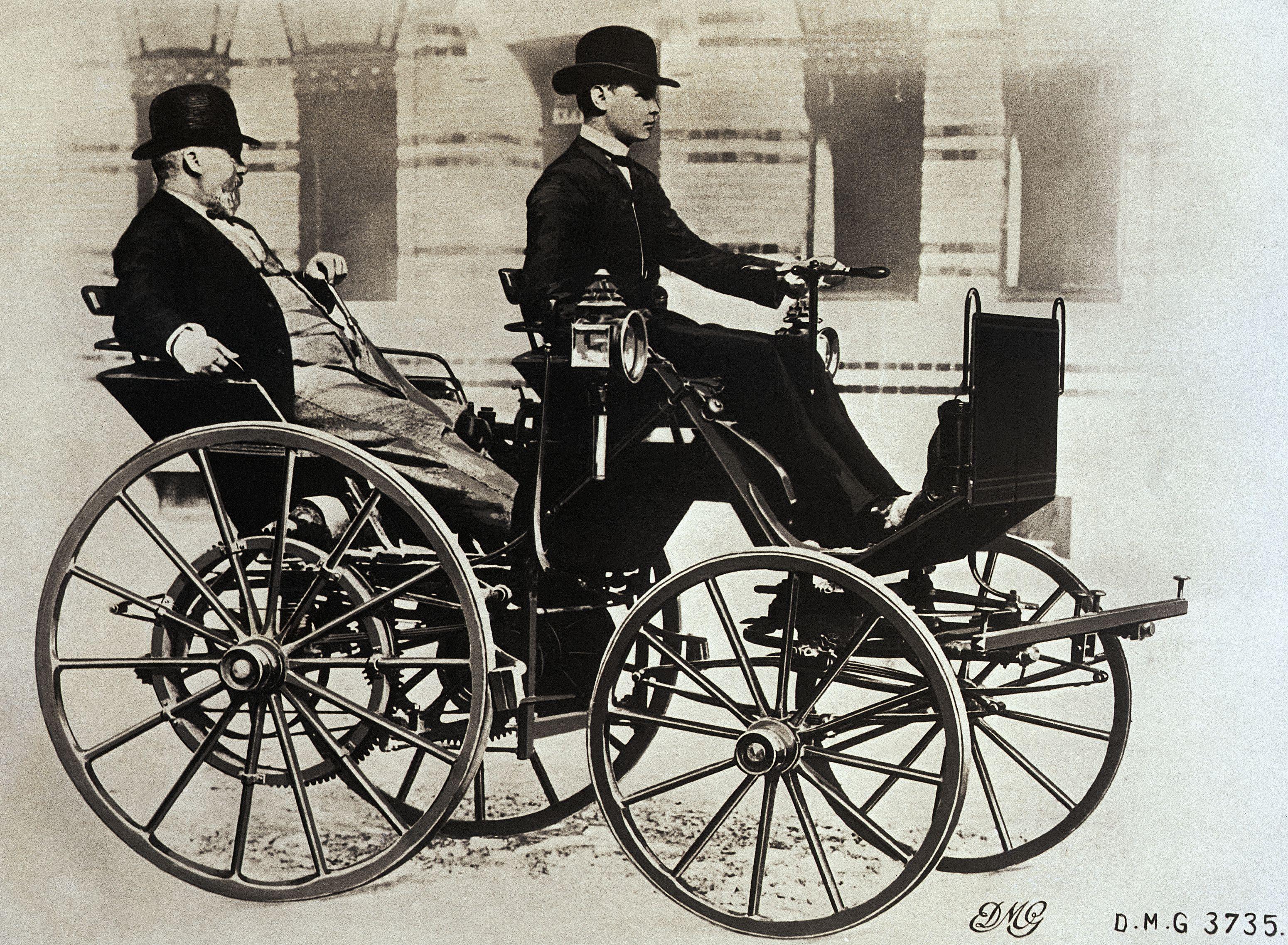 Antique Cars 1880 Through 1916