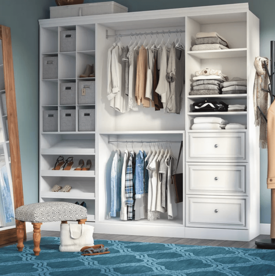 cabinet drawers system best systems closet storage