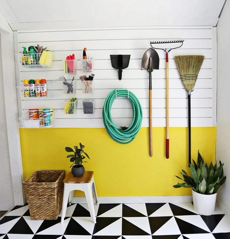 8 Creative Garage Storage Ideas