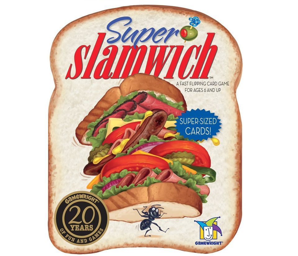 Fast-paced Slamwich will capture the grandchildren