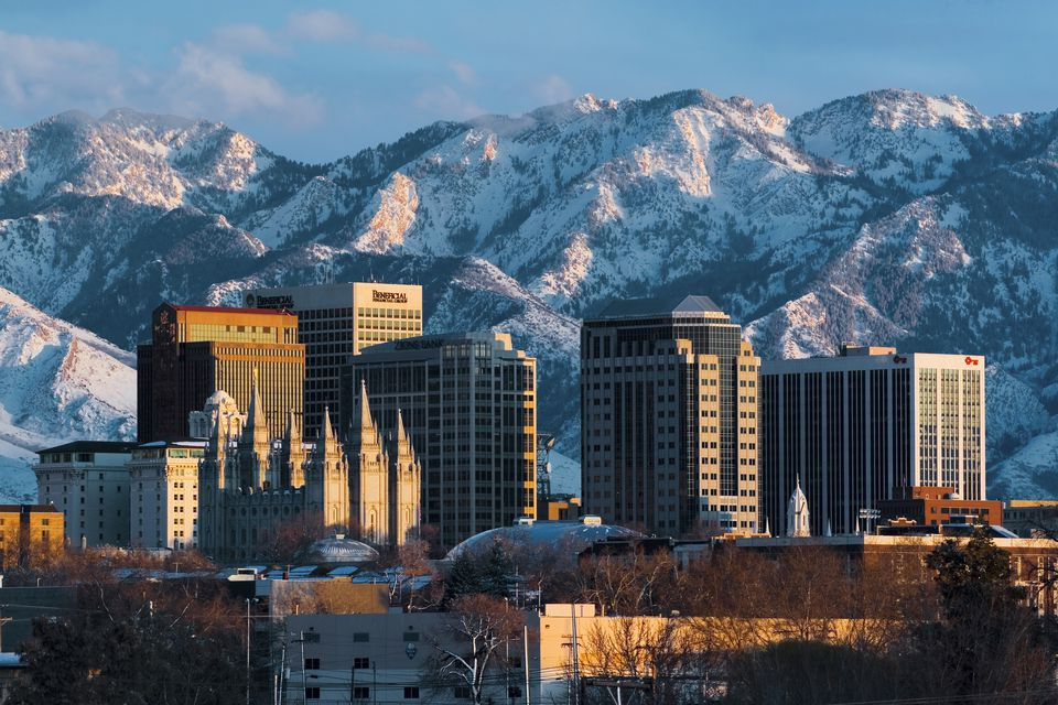 Car Rentals In Downtown Salt Lake City