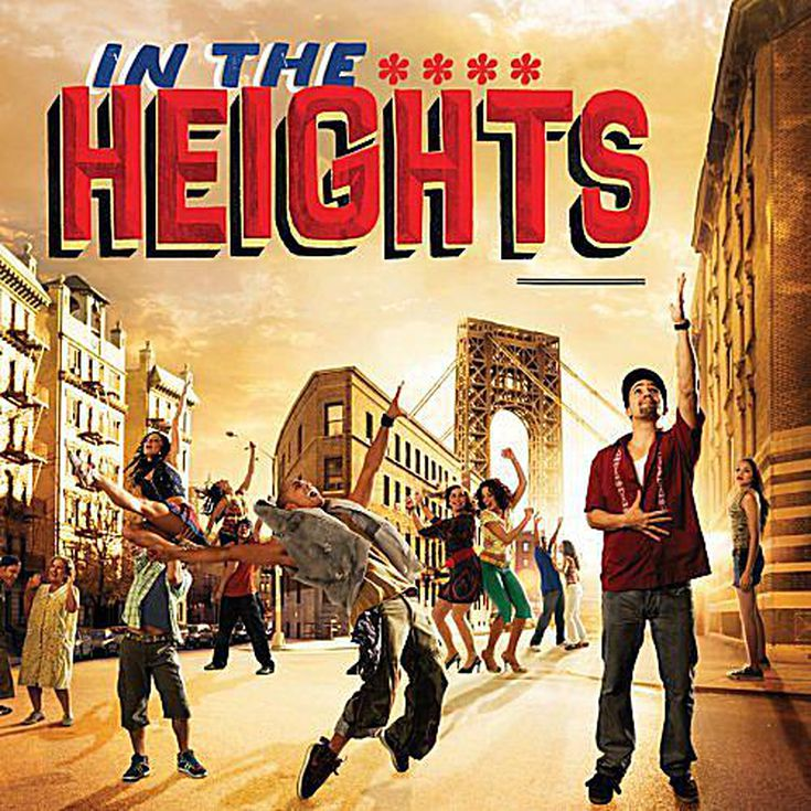 REVIEW: In the Heights - Broadway Original Cast Album Recording