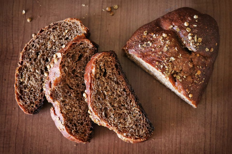 Is Rye Bread Good For Dogs
