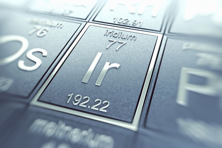 Iridium (Chemical Element)