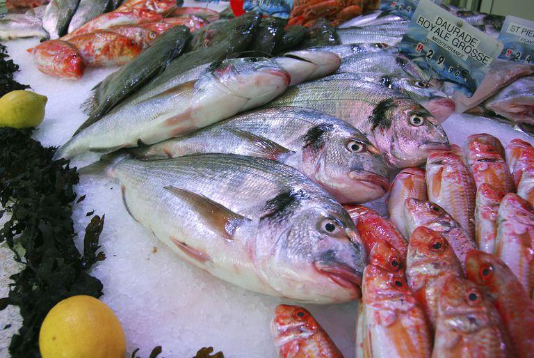 como reconocer pescado fresco, consejos comprar pescado fresco,